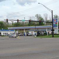 Marathon Gas Station, Forest Park, Ohio, Форест-Парк