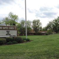 First Baptist Church.. Greenhills, Ohio, Форест-Парк