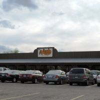Cracker Barrel Restaurant... Forest Park, Ohio, Форест-Парк