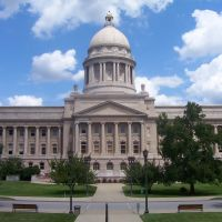 Kentucky State Capitol, Форт МкКинли