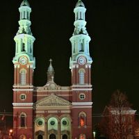 Mutter Gottes Kirche, Covington, Kentucky, Форт МкКинли
