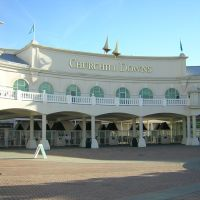 Churchill Downs, Форт МкКинли