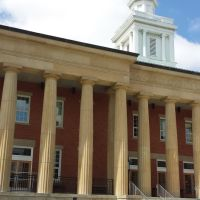 The Sandusky County Court House in Fremont Ohio., Фремонт