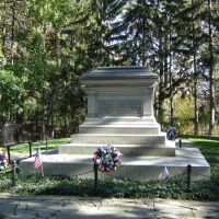 Fremont, OH: Tomb of Rutherford B. Hayes, Фремонт