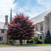 Grace Lutheran Church, Фремонт
