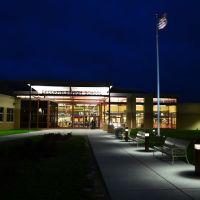 Brookfield High School, Хаббард