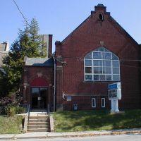 Sharon Alliance Church, Хаббард