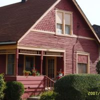 A Warm Colored House, Хаббард