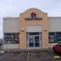 Taco Bell (Northside), Хаббард
