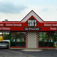 Toms Bar-B-Q & Grill, Харбор-Вью