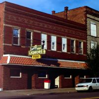 Corn City Bar Deshler Ohio, Харрод