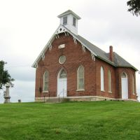 Mount Tabor Church in Salem Ohio, Харрод