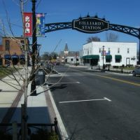 Main Street Hilliard Oh, Хиллиард