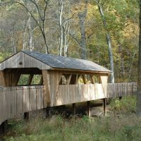 Covered Bridge Wildwood Park, Холланд