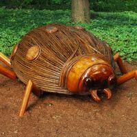 Wooden Bug, Хубер-Ридж