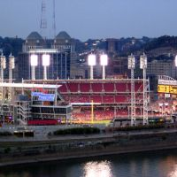Great American Ball Park, Цинциннати