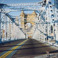 Cincinnati Bridge, KY, Цинциннати