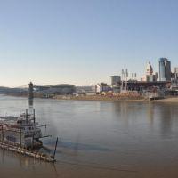 Cincinnati skyline, Цинциннати