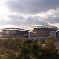 Paul Brown Stadium, Цинциннати