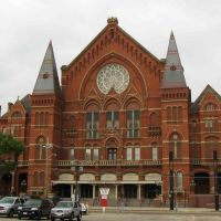 Cincinnati Music Hall, GLCT, Цинциннати