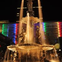 Fountain Square Cincinnati, Ohio, Цинциннати