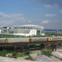 Paul Brown Stadium, Cincinnati, Цинциннати