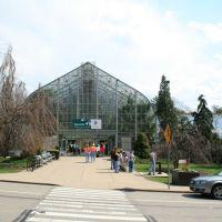 Krohn Conservatory, Цинциннати