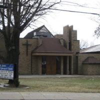St James Episcopal Church, Westwood, Cincinnati, OH, Чевиот