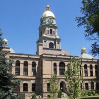 Cabell County Courthouse, GLCT, Чесапик