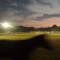 Horse show at the Jackson County Fair, WV, 2008, Честерхилл
