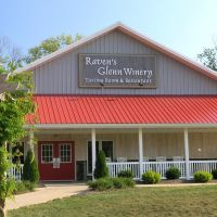 Ravens Glenn Winery and Restaurant - Coshocton County, Ohio, Честерхилл