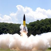 Model Rocket Flying at Bob Evans Farms, Rio Grande, OH, Честерхилл
