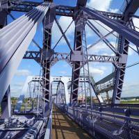 Purple People Bridge, Шакер-Хейгтс
