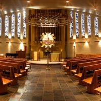 Bellarmine Chapel, Cincinnati, Ohio, Шакер-Хейгтс