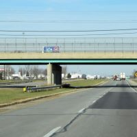 2011, Clinton, OH, USA - I-75 north bound, Шелби