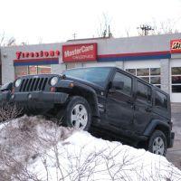 Jeep at Firestone, Эвендейл