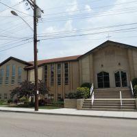 Saint Michaels Catholic Church, Sharonville , Ohio, Эвендейл
