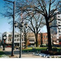 Courthouse Square, Elyria, Ohio, Элирия