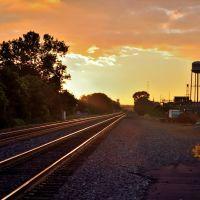 Railroad Sunrise, Элирия