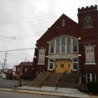 St. Matthews Evangelical Church, Элмвуд-Плейс