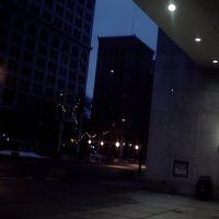 Blue Light, downtown center, Юнгстаун