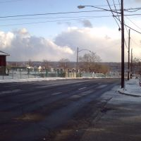 Valley View - looking south down Wirt Street, Юнгстаун