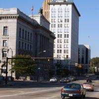 Mahoning County Courthouse & Huntington Bank Bld, Юнгстаун