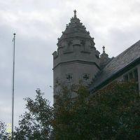 Jones Hall - YSU, Юнгстаун