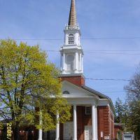 First Unitarian Church, Юнгстаун