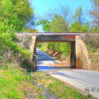 Railroad Bridge, Аркома