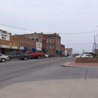 Beautiful Downtown Atoka, Atoka County, lOklahoma, Атока