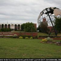 Route 66 - Oklahoma - Bethany - Southern Christian University, Бетани