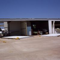 Wiley Post Tornado Damage, Бетани