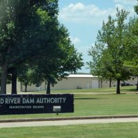 2011 07-11 Oklahoma - Vinta - Grand River Dam Authority, Винита